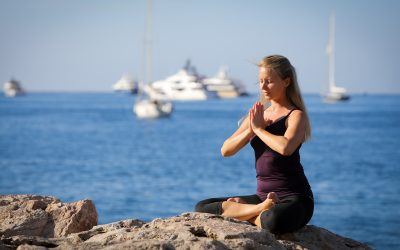 Three simple breathing exercises